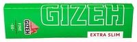 Бумага для самокруток Gizeh Green Extra Slim