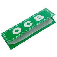 Бумага для самокруток OCB Regular Green No 8