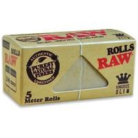 Бумага для самокруток Raw Rolls Classic King Size Slim