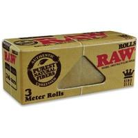 Бумага для самокруток Raw Rolls Classic King Size