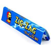 Бумага для самокруток Zig-Zag Slim Blue King Size