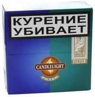 Сигариллы Candlelight Filter Assorty Sumatra+Menthol 25+25
