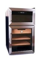 Электронный хьюмидор-холодильник Howard Miller на 500 сигар 810-069