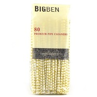 Ерши для трубок Big Ben Premium 80 шт. Цветные