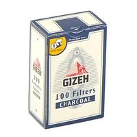 Фильтры для самокруток Gizeh Carbon (100 шт.)