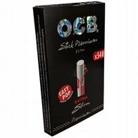 Фильтры для самокруток OCB Pre-cut Extra Slim Premium (54 шт.)