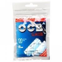 Фильтры для самокруток OCB Slim (120 шт.)