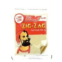 Фильтры для самокруток Zig-Zag Slim Long (100 шт.)