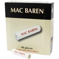 Фильтры для трубок Mac Baren 40 шт.