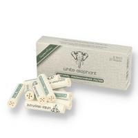 Фильтры для трубок White Elephant пенковые 20 шт.