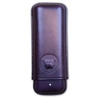 Футляр Dunhill на 2 сигары PA3022P Bulldog Corona Extra Purple