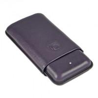 Футляр Dunhill на 3 сигары PA3023P Bulldog Corona Extra Purple