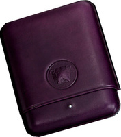 Футляр Dunhill на 4 сигары PA3014P Bulldog Robusto Purple
