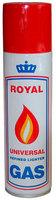 Газ для зажигалок Royal 250 мл.