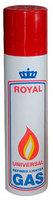 Газ для зажигалок Royal 75 мл.