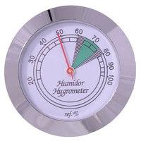 Гигрометр Аналоговый 43 мм Silver 605