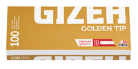 Гильзы для набивки Gizeh Golden Tip (100 шт.)