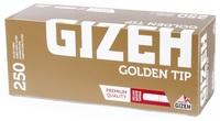 Гильзы для набивки Gizeh Golden Tip (250 шт.)