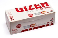 Гильзы для набивки Gizeh Silver Tip Extra Long Filter (250 шт.)