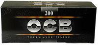Гильзы для набивки OCB Black (200 шт.)