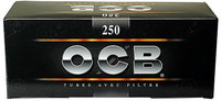 Гильзы для набивки OCB Black (250 шт.)