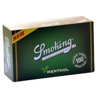 Гильзы для набивки Smoking Menthol (100 шт.)