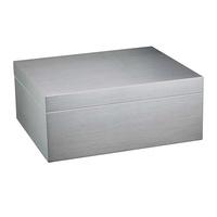 Хьюмидор Adorini Aluminium Medium Deluxe