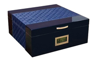 Хьюмидор Aficionado Hampton Blue на 150 сигар