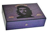 Хьюмидор ELIE BLEU CHE Violet Purple на 110 сигар