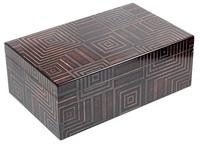 Хьюмидор Quality Importers Azteca на 75 сигар