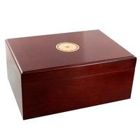 Хьюмидор Quality Importers Sao Paolo Mahogany на 50 сигар