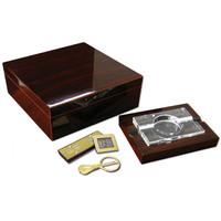 Хьюмидор с подарочным набором Aficionado Chamberlain на 75 сигар