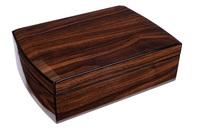 Хьюмидор с подарочным набором Tom River на 25 сигар Орех 569-144