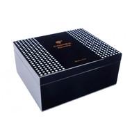 Хьюмидор с подарочным набором Tom River на 40 сигар 569-099