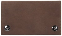 Кисет для самокруток коричневый 33166