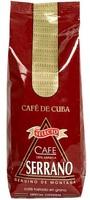 Кофе Serrano в зёрнах 500 гр.