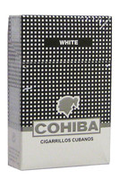 Кубинские сигареты Cohiba White