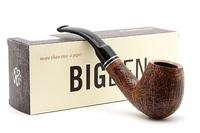 Курительная трубка BIGBEN Maestro Sandgrain apple bent