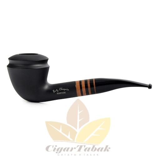 Курительная трубка Butz Choquin Мушкетеры Porthos Noir