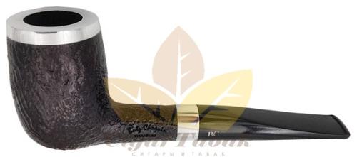 Курительная трубка Butz Choquin Titanium Sandblasted 1398
