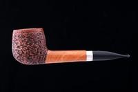 Курительная трубка L'Anatra Rustic Silver L451-5