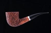 Курительная трубка L'Anatra Rustic Silver L451-6