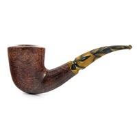 Курительная трубка Maestro Pipes Brown 006 9 мм