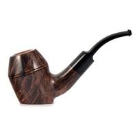 Курительная трубка Maestro Pipes Brown 007 9 мм