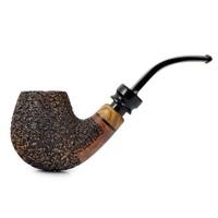 Курительная трубка Maestro Pipes Rustic 024 9мм