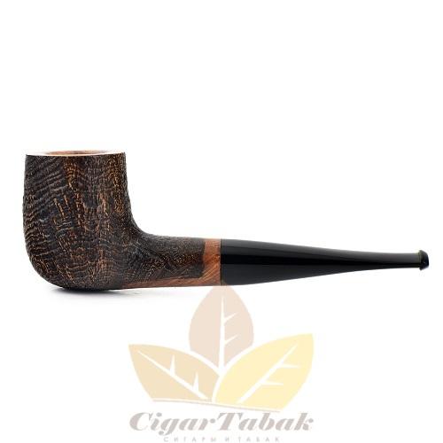 Курительная трубка Maestro Pipes SandBlast 014 9мм