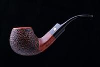Курительная трубка Mastro de Paja Rustic OB M711-6