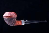 Курительная трубка Mastro de Paja Rustic OB S M651-4