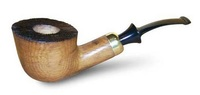 Курительная трубка Mr. Brog Bent Vinewood Big No 28