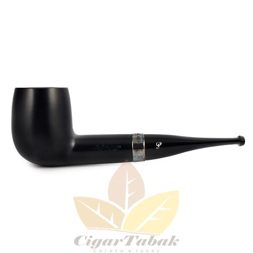 Курительная трубка Peterson Cara Ebony 106